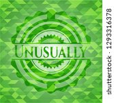 unusually green emblem with... | Shutterstock .eps vector #1293316378