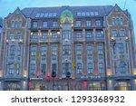 russia  st. petersburg 05 02... | Shutterstock . vector #1293368932