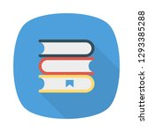 book  bookmark   education   | Shutterstock .eps vector #1293385288