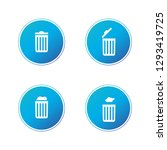 delete icon collection   trash...