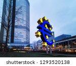 frankfurt  germany   january 22 ...   Shutterstock . vector #1293520138
