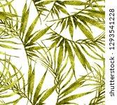 tropical seamless pattern.... | Shutterstock . vector #1293541228