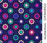 abstract seamless pattern.... | Shutterstock .eps vector #1293658522