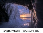 view from the grotto on cape... | Shutterstock . vector #1293691102