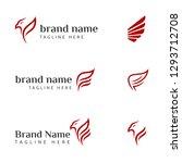 Bird  Wing Illustration Logo