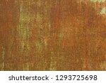 texture backgrounds old paint... | Shutterstock . vector #1293725698