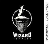 Wizard Warlock Logo Design...