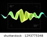 equalizer illustration.... | Shutterstock . vector #1293775348