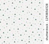 retro  subtle  confetti ... | Shutterstock .eps vector #1293856528