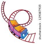 Illustration Of A Roller...