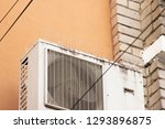 part of the facade of the...   Shutterstock . vector #1293896875