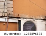 part of the facade of the...   Shutterstock . vector #1293896878
