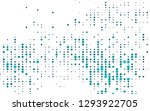 light blue vector texture with... | Shutterstock .eps vector #1293922705