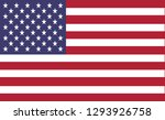 usa flag background | Shutterstock . vector #1293926758