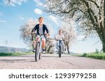 father and son having fun when... | Shutterstock . vector #1293979258