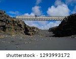 bridge between continents in ...   Shutterstock . vector #1293993172