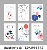 creative universal artistic...   Shutterstock .eps vector #1293998992