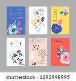 creative universal artistic... | Shutterstock .eps vector #1293998995