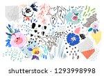 creative universal artistic... | Shutterstock .eps vector #1293998998