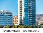 limassol urban residential...   Shutterstock . vector #1294069012