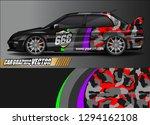 car graphic background vector.... | Shutterstock .eps vector #1294162108