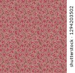 seamless pattern covered with... | Shutterstock .eps vector #1294203502