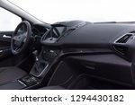 Dashboard And Steering Wheel O...