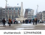 amsterdam  netherlands  ... | Shutterstock . vector #1294496008