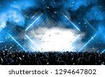 concert background with the... | Shutterstock . vector #1294647802