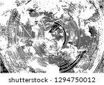 distressed background in black... | Shutterstock . vector #1294750012