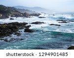 Ocean View Of Monterey...