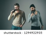 alcohol is not the answer....   Shutterstock . vector #1294922935