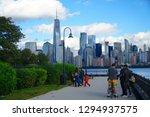 jersey city new jersey usa   13 ... | Shutterstock . vector #1294937575