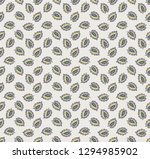 seamless pattern with swirling... | Shutterstock .eps vector #1294985902