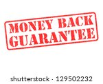 Money Back Guarantee Rubber...