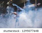 caracas  miranda venezuela  ...   Shutterstock . vector #1295077648