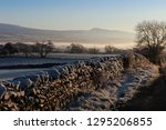 Snowy Morning Yorkshire Dales....