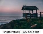 view at la jolla | Shutterstock . vector #1295215585