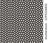 vector seamless trendy pattern. ...   Shutterstock .eps vector #1295226832