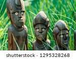 African Wooden Totems