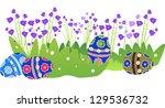 easter mood   Shutterstock .eps vector #129536732