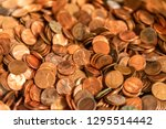 Pennies Coins Money