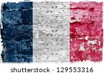 french flag   Shutterstock . vector #129553316