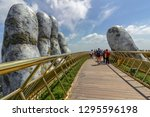 da nang  vietnam   october 31 ... | Shutterstock . vector #1295596198