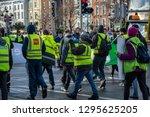 dublin  ireland  january 26... | Shutterstock . vector #1295625205