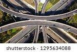 aerial drone bird's eye view...   Shutterstock . vector #1295634088