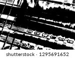 abstract background. monochrome ... | Shutterstock . vector #1295691652