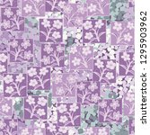 seamless pattern made up of...   Shutterstock .eps vector #1295903962