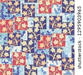 seamless pattern made up of...   Shutterstock .eps vector #1295903965