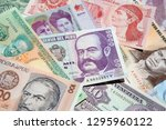 variety of south american...   Shutterstock . vector #1295960122